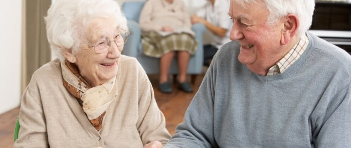 Une maison de retraite : Qu'est ce que c'est ?